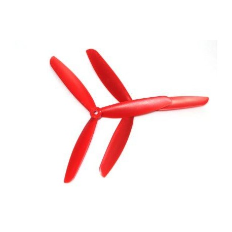 Helice Tripala 9x4.5 Rojas - Pareja