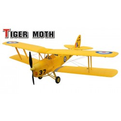 Biplano Tiger Moth de Dynam - PnP