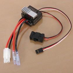 Regulador coche 320A para motor escobillas