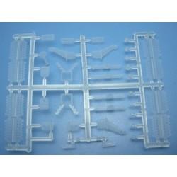 Accesorios de plastico - Set 1