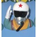 Piloto de combate escala 1/10 - 44x28x39mm