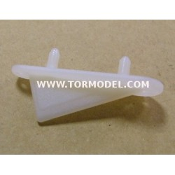 Patin de plastico 40 x 14mm