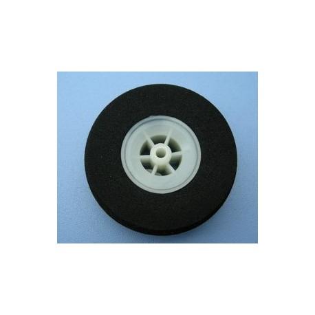 Rueda espuma 75x4.0×21mm