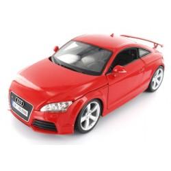 Audi TT RS - Rojo - 1:18