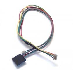 """Cable en """"Y"""" de telemetrÍa y OSD para APM"""