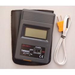 Termometro con sonda -50º a 1300º