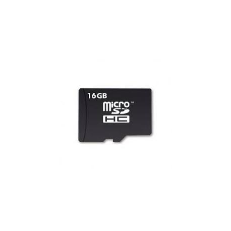 Micro SD 16GB clase 10