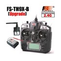Emisora FlySky TH9x-B 2,4Ghz. Digital con receptor 8 ch.