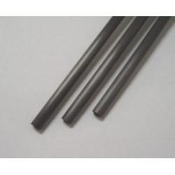 Tubo de carbono 10mm X 1000mm.
