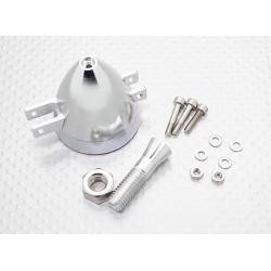Cono aluminio para helices plegables 45mm Eje 4mm