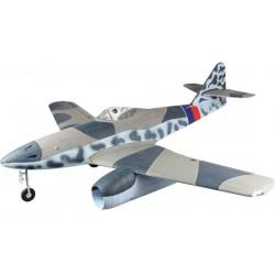 Messerschmitt ME-262 1500mm con tren retráctil PNP (Dynam)