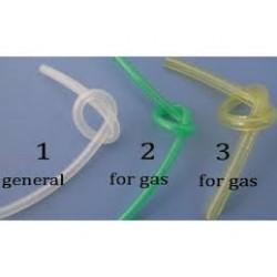 Tubo de combustible y Fuel para gasolina 4.5x2.5x1000mm - Verde