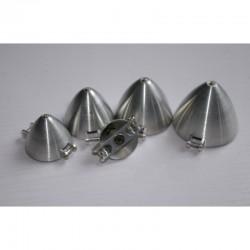 Cono aluminio para helices plegables 35mm Eje 4mm