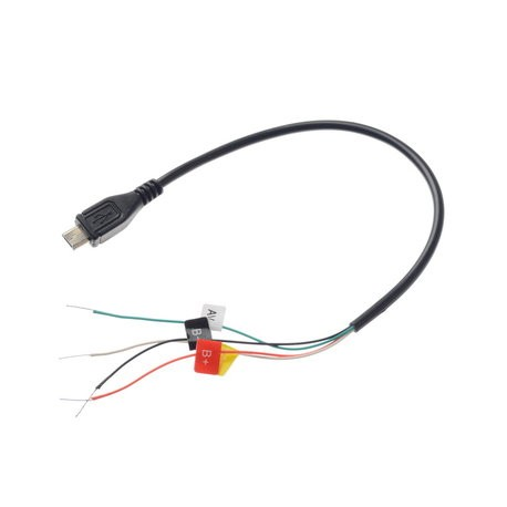 Cable USB Video con alimentacion para camaras HD1080