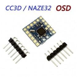 Mini OSD para NAZE32