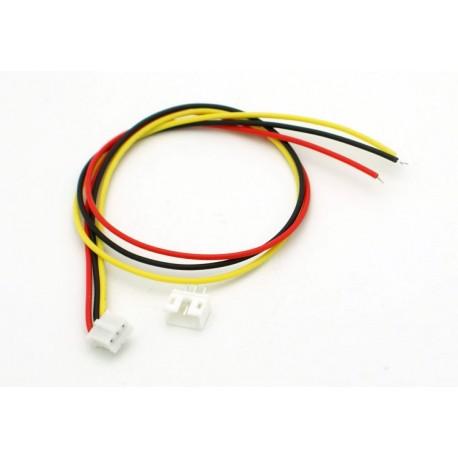 Conector JST Ph 2.0 de 3 pins Macho/Hembra