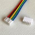 Conector JST Ph 2.0 de 5 pins Macho/Hembra