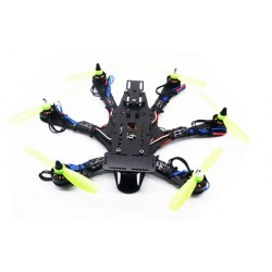 Hexacopter de carreras RD290 con motores Brushless - PnP