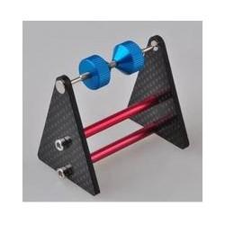 Equilibrador de helices con soporte magnetico