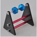 Equilibrador de helices con soporte magnetico de carbono