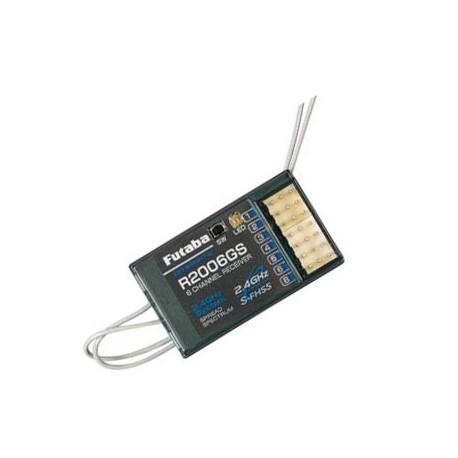 Receptor FUTABA R2006GS 6CH 2.4GHz