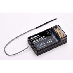 Receptor FUTABA R3106GF T-FHSS 6CH 2.4GHz