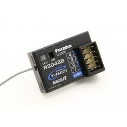 Receptor FUTABA R304SB T-FHSS 4CH 2.4GHz