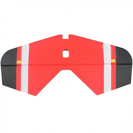 Biplano Pitts 12 Python (Dynam) Roja - Estabilizador Horizontal