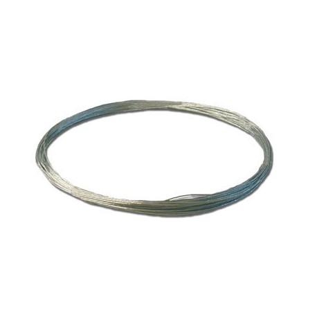Cable acero trenzado de 0.50mm - 5 metros