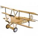Kit de montaje Fokker DR 1 - 1540mm