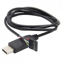 Cable usb FTDI - 5V