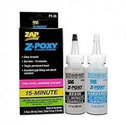 EPOXY ZAP 15min. 118ML