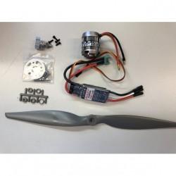 Kit propulsion FunCub NG (motor Roxxy)