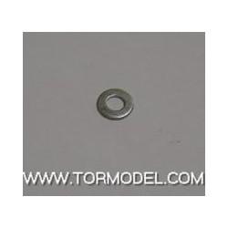 Arandela zinc DIN-125 M4 - 5 unidades