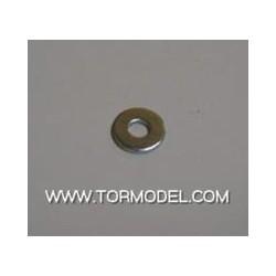 Arandela zinc DIN-9021 M4 - 5 unidades