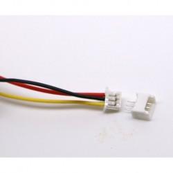 Conector JST GH 1.25 de 4 pins Macho/Hembra