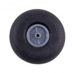 Rueda goma 40x2.3x15mm - (1 unidad)
