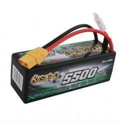 Bateria LiPo Gens Ace Bashing 14.8V 50C 5500mAh - Caja Rígida