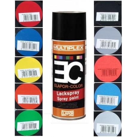 Pintura en Spray Multiplex Naranja 400ml