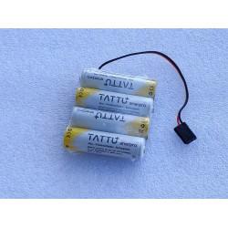 Bateria Gens Ace TATTU 4.8V