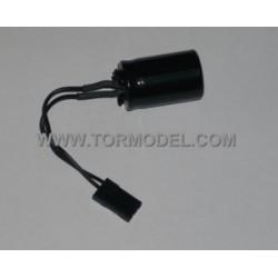 Filtro Protector de voltaje para receptore