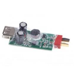 Cargador para dispositivos USB