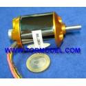 Motor Brushless A2826/4 1000 KV