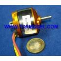 Motor Brushless A2810/11 1200 KV