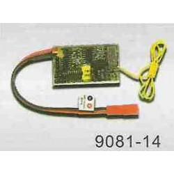 9081-14 Receptor 27Mhz