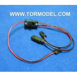 Interruptor de receptor 3 cables