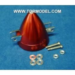 Cono aluminio para helices plegables 30mm Eje 2,3mm