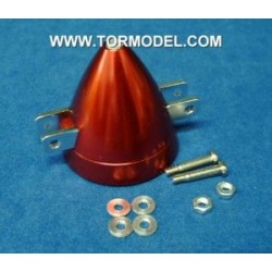 Cono aluminio para helices plegables 35mm Eje 2,3mm
